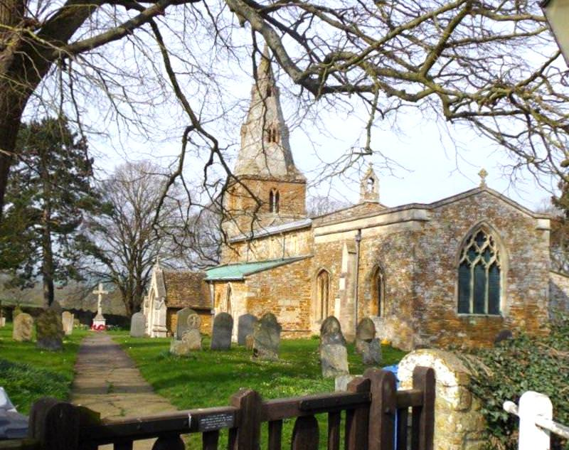 Wilbarston Parish Church.