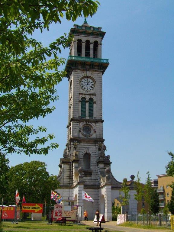 Islington's Caledonian Clock Tower