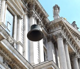 Restoring St Paul's Cathedral's Bells.